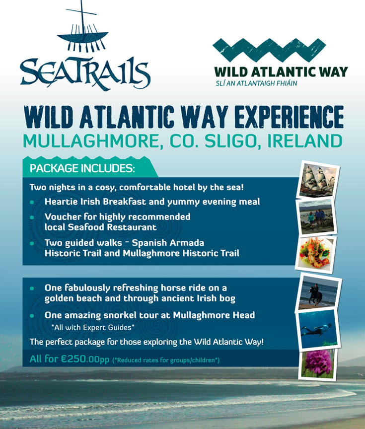 Wild Atlantic Way Offers