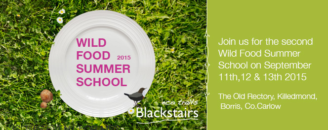 Wild Food Summer School September