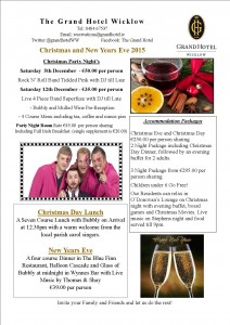 christmas flyer 2015 Main