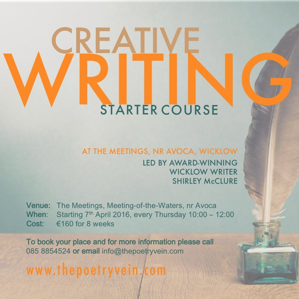 creative-writing-courses for beginners