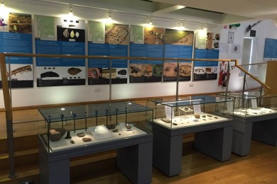 Journey in time Archaeological Exhibition