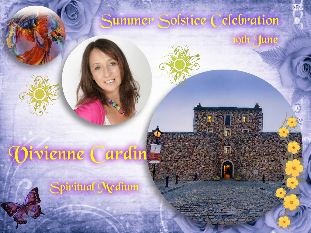 Summer Solstice Celebration  An Evening of Healing & Communication