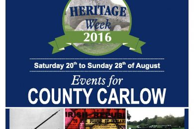 Heritage Week Booklet