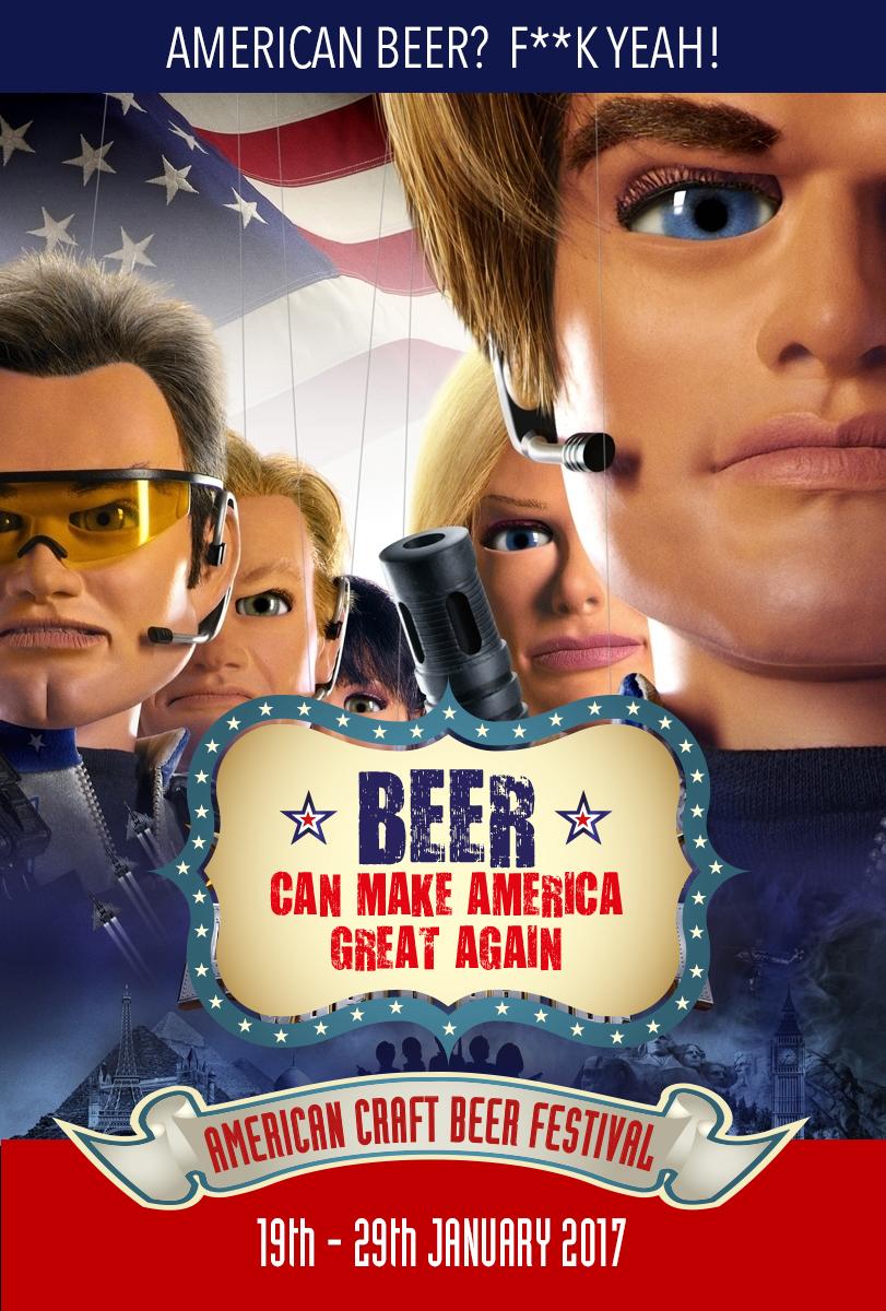American Craft Beer Festival – F**K YEAH!!